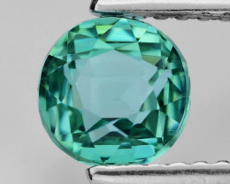1.24 CT MASTER CUT SEA FOAM TOURMALINE TOP LUSTER AT13
