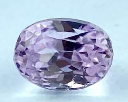 3.02Ct Kunzite Top Cut Top Luster Quality Gemstone.From Pakistan.KZ 111