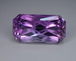 29.70 ct Purple Amethyst Fancy Cut