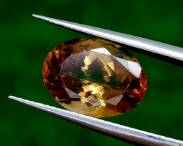 7CT NATURAL TOPAZ BEAUTIFUL COLOR BEST QUALITY GEMSTONE IIGC33