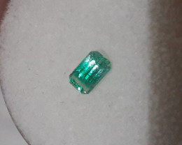 certified Sandwana mine Emerald Australian cut