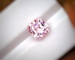 3.10 Carats Natural Baby Pink Tourmaline Cut Stone
