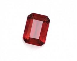 3.60 Natural Rhodolite Garnet Cut Stone