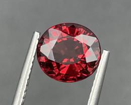 2.99 CT Rhodolite Garnet Gemstone