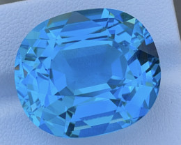 53.77 CT Topaz Gemstones Top Luster with fine Cutting