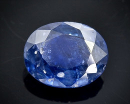 1.84 Crt Natural  Sapphire Faceted Gemstone.( AB 21)