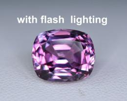 Flawless 6.85 Carat Rare Diaspore Master Fancy Cut Gemstone @ AFGHANISTAN