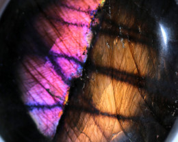 473.70 CTS PURPLE LABRADORITE SPECIMEN -MADAGASCAR [STS2163].8