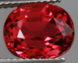 3.45 CT Rosewood Pink Excellent Cut AAA Mozambique Tourmaline-TA57