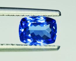 Tanzanite, 1.80 CT Top Quality Natural blue Tanzanite Gemstone
