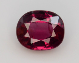 1.70 ct Red Color Spinel Untreated/Unheated ~Burma