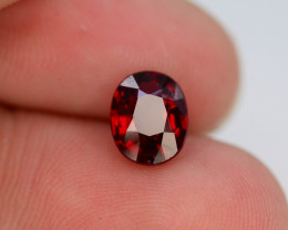 1.60  ct Red Color Spinel Untreated/Unheated ~Burma