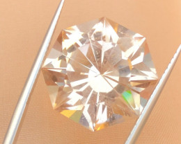 24.45 Ct Natural Topaz Fancy Cut