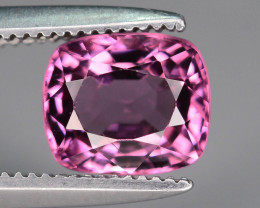 AAA Grade 1.30 ct Pink Spinel