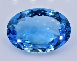 23.18 Crt Topaz Faceted Gemstone (Rk-98)