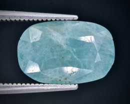 3.86 Crt Grandidierite Faceted Gemstone (Rk-98)