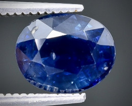 2.42 Crt Sapphire Faceted Gemstone (Rk-98)