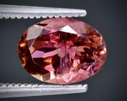 1.71 Crt Tourmaline Faceted Gemstone (Rk-98)