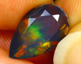 Welo Opal 1.48Ct Natural Ethiopian Smoked Welo Opal D0320