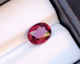Red Lava Color Top Color 2.80 Ct Brilliant Quality Natural Garnet
