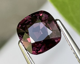 1.89 Cts Raspberry Red AAA Quality Unheated Spinel Burma