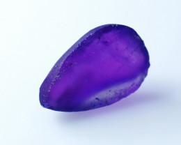 NR!!! 13.30 Cts Natural & Unheated~ Purple Amethyst Preform