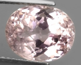 4.80Cts~Natural kunzite pink color unheated