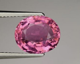 Top Grade 3.31 Carats  Natural Tourmaline