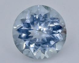 1.71 Crt Natural Aquamarine Faceted Gemstone.( AB 22)