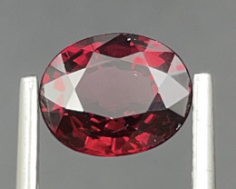 2.64 CT Rhodolite Garnet Gemstone