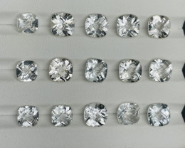 35.40 CT Topaz Gemstones parcel