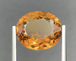 6.63 CT Heliodor Gemstones Top color top luster with fine Cutting