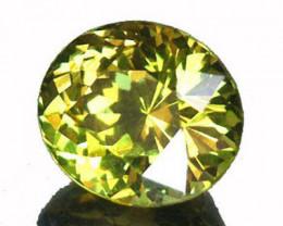 3.71ct  GREEN/YELLOW GARNET