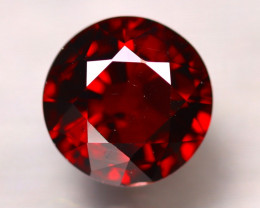 Almandine 2.75Ct Natural Vivid Blood Red Almandine Garnet E0402/B26