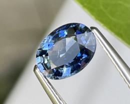 1.38 Cts Royal Blue Srilanka AAA Quality Natural Sapphire