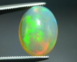 Rainbow Fire 2.70 ct Ethiopian Opal