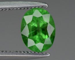 Lovely Cut 1.00 ct Tsavorite Garnet Ring Size