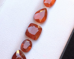 Lovely 14.90 ct Fanta Garnet Ring Size Parcel