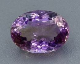 16.26 Crt  Ametrine Faceted Gemstone (Rk-98)