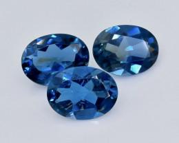 4.11 Crt  Topaz Faceted Gemstone (Rk-98)