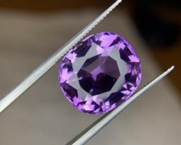 11.35 carat Natural Amethyst Gemstone.