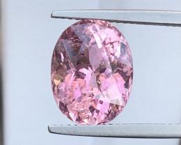 Natural Tourmaline 6.80 Cts Pink Color Gemstone