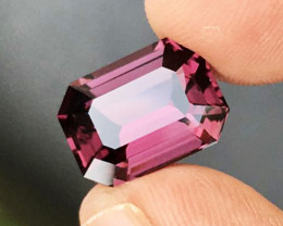7.03 CT SPINEL REDDISH PURPLE 100% IF CLEAN NATURAL UNHEATED