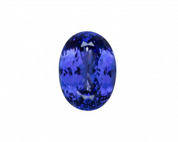 $65000 GIA 80.93 Cts Natural Tanzanite Big Size Collector's Grade  Gemstone