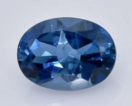 1.23 Crt Natural Topaz Faceted Gemstone.( AB 23)