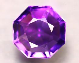 Amethyst 9.60Ct Natural Uruguay Electric Purple Amethyst D0709/C4