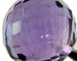 AMETHYST BALL DRILLED 2.30 CTS [TS432 ]