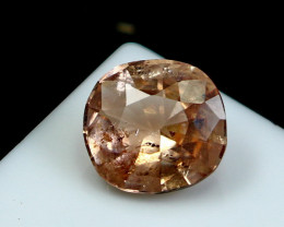 NR!!! 2.45 Cts Natural & Unheated~ Peach Pink Morganite Gemstone
