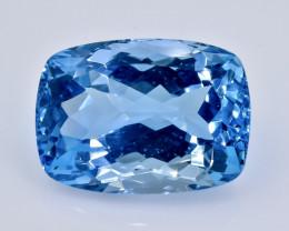 25.51 Crt  Topaz Faceted Gemstone (Rk-100)