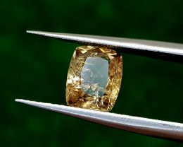 1.48CT RARE AXINITE BEST QUALITY GEMSTONE IIGC36